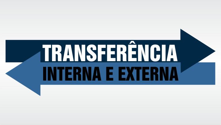 Resultado - Transferência Interna e Externa - Cursos técnicos concomitantes ou subsequentes