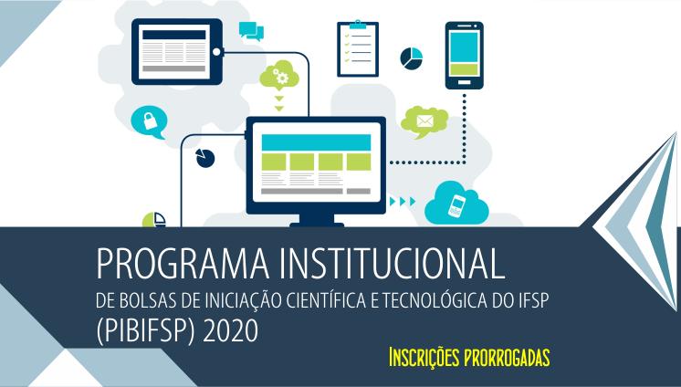 Resultado Preliminar - PROGRAMA INSTITUCIONAL DE BOLSAS DE INICIAÇÃO CIENTÍFICA E TECNOLÓGICA DO IFSP (PIBIFSP) 2020
