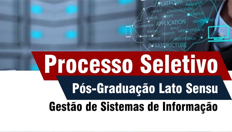 Publicação preliminar da pontuação na Avaliação Escrita - Processo Seletivo - Pós-Graduação Lato Sensu em Gestão de Sistemas de Informação