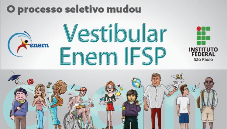 Vestibular Enem IFSP - Vagas Remanescentes