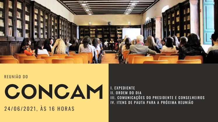 Reunião do CONCAM