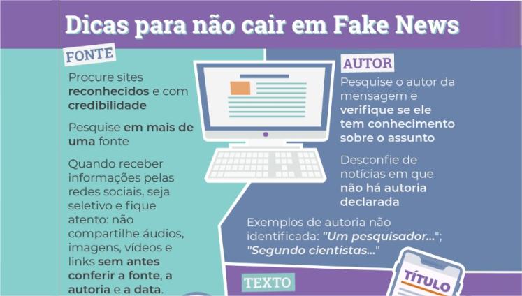 IFSP realiza atividades de combate às fake news