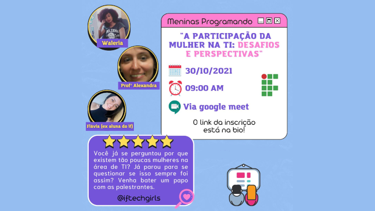 IFTechGirls & Meninas Programando