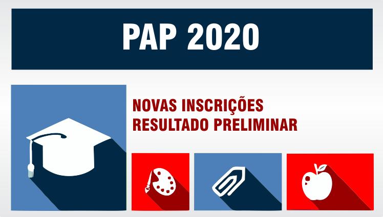 PAP Resultado Preliminar